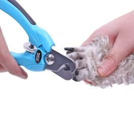 Pet Nail Stainless Steel Adjustable Clipper With File