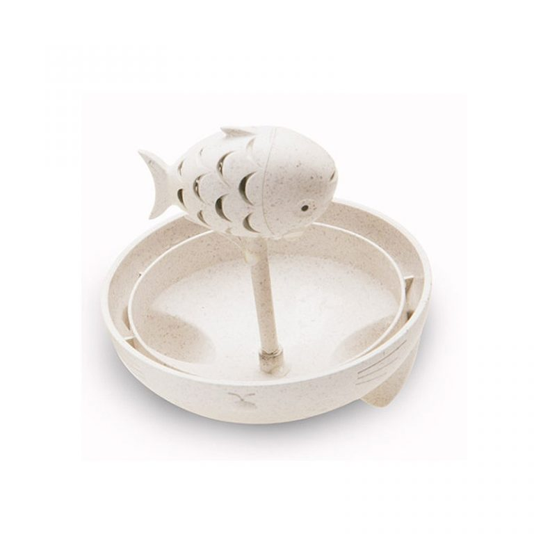 tea infuser cat cup top