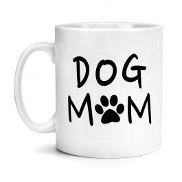 Dog Mom Tea or Coffee Cup