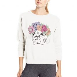 Lovely Dog Pullover Sweatshirt