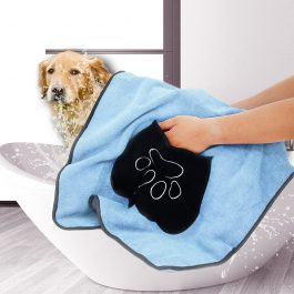 Pet Drying Towel Ultra-absorbent Microfiber